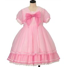 Designer Clothes, Shoes & Bags for Women Kawaii Fashion, Lolita Fashion, Japanese Online, Dolly Dress, Angelic Pretty, Kawaii Clothes, Gothic Lolita, Tulle, Cute Outfits