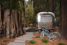 Nestled in the Russian River Valley, AutoCamp's custom Airstream trailers and midcentury pavilion provide a boutique camping experience that holds widespread appeal.