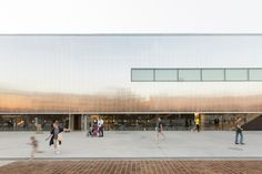 Gallery of Gallery: OMA's Garage Museum of Contemporary Art Photographed by Laurian Ghinitoiu - 6