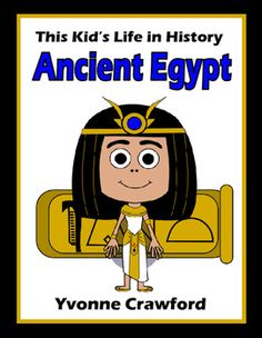 Ancient Egypt, This Kid's Life in History $ 28% off 1/20 & 1/21