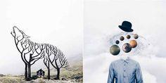 Yaptığı Rötuşlarla Gerçeküstü Fotoğraflar Elde Eden Sanatçı: Luisa Azevedo Sanatlı Bi Blog 36