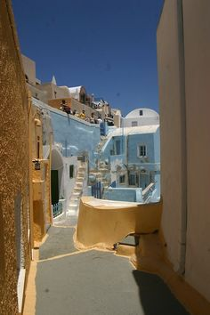 Greece, United Colours of Santorini