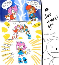Fusion!! by Drawloverlala Okay Reactions? I need to know them now XD for all of u Sonally and sonamy fans!!!