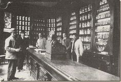 Antigua farmacia Zambrano más imagenes de #farmacias en http://pinterest.com/farmagestion/