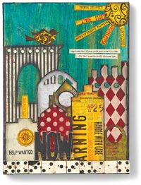 Cityscape templates for scrapbooking. Don't you dare not to print us.