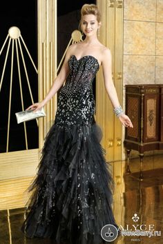 Alyce Evening Dresses Spring 2014