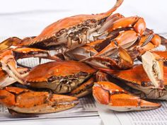 How to take advantage of crab as an essential summer food.