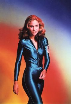 """Erin Gray As Colonel Wilma Deering """"Buck Rogers In The Century"""" Erin Gray, Buck Rodgers, Jobeth Williams, Grey Pictures, Sci Fi Shows, Disco Pants, Sci Fi Tv, Cosplay Costume, Space Girl"""