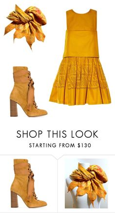 """""""Untitled #4163"""" by carlafashion-246 ❤ liked on Polyvore featuring Chloé and Fendi"""