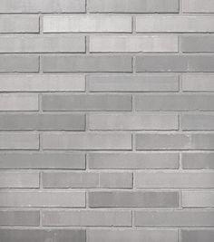 BAU 2013: Der neue, rustikale Keramik-Klinker FARO grau-bunt im schlanken LDF