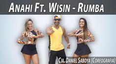 Anahi Ft. Wisin - Rumba Cia. Daniel Saboya (Coreografia)