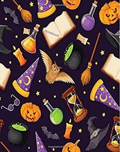 Math: Cute Halloween Witch Pumpkin Bat Potion Candles Square Grid Notebook for Mathematics Math Notebook for School, University and Personal Use (Square Grids) Halloween Potions, Halloween Math, Halloween Gifts, Halloween Pumpkins, Composition Notebook Journal, Grid Notebook, Owl Pumpkin, Pumpkin Candles, Cute Notebooks