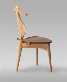 THE VALET CHAIR. Hans J. Wegner