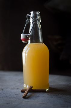 My fructose-free Chai Kombucha recipe…need to try this.
