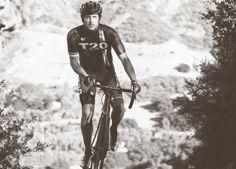 patrick dempsey - you make that bike look good.