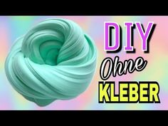 Schleim Selber Machen Rezept Geschenk Diy Slime Playing With