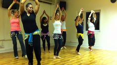 HADASSAH Stars Belly Dance lessons at Paramount - Palmers Green, London