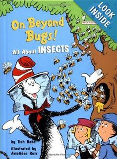 On Beyond Bugs: All About Insects (Cat in the Hat's Learning Library): Tish Rabe, Aristides Ruiz: 9780679873037: Amazon.com: Books