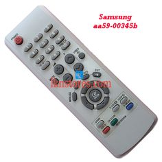 Buy remote suitable for Samsung TV Model: AA59 00345B at lowest price at LKNstores.com. Online's Prestigious buyers store.