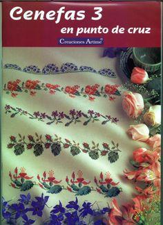 Gallery.ru / Фото #115 - 3 - Orlanda Cross Stitch Embroidery, Embroidery Patterns, Cross Stitch Magazines, New Books, Needlework, Elsa, Crafts, Hobby, Books Online