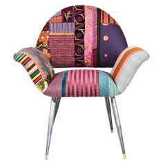This chair had my name written all over it....until I saw the price, now it just has my initials...lol