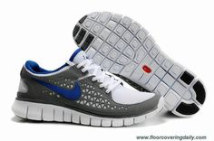 7f5a30748fdb Buy Latest Listing Grey Blue Mens Nike Free Run Fashion Shoes Store