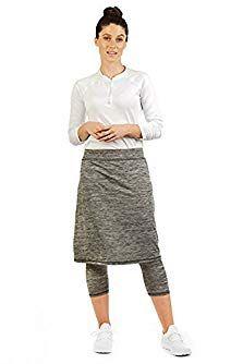 c2675f4589e Snoga Athletics Modesty Workout Pencil Skirt with Capri Leggings Review