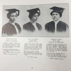 Seniors-The TEL-BUCH Yearbook 1914
