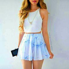 Cute Skirt...
