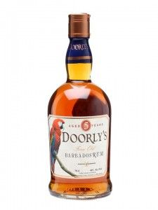 Doorly's Gold Label 5 Years Old Rum, Barbados