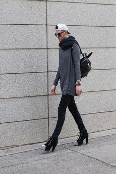 fashion style gender queer ootd gender bender Gender Variant gender fluid non…