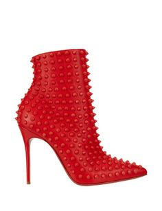 CHRISTIAN LOUBOUTIN Snaklita Spiked Ankle Boots