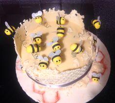 Včelky dort 2