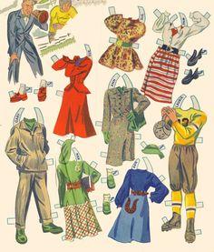 High School Dolls 1948