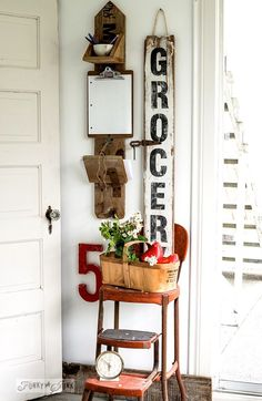Gorgeous Farmhouse Projects . . . and baseboards