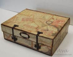 Altered shoe box