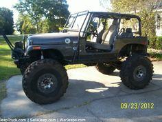 cj7 | Used Jeeps and Jeep Parts For Sale - 1977 CJ7 Jeep Rock Crawler