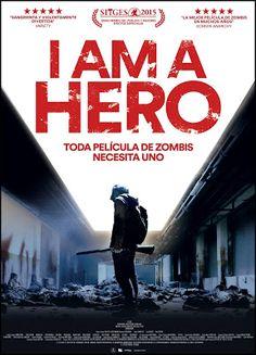 El Oscuro Rincón del Terror: I AM A HERO