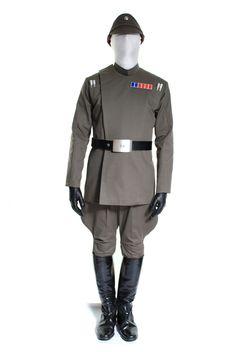 Imperial Navy Olive/Grey Officer