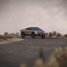 Cars & Motos Design, Tesla Spacex, Gta, Airstream Basecamp, Tesla Roadster, Futuristic Cars, Automotive Art, Electric Car, Exotic Cars