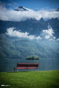 Walensee, St.Gallen, Switzerland