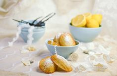 Madeleines | East of Eden Cooking