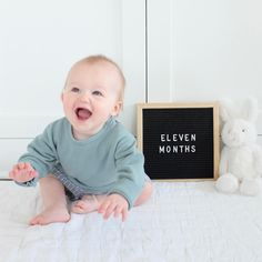 """Alaina Kaczmarski on Instagram: """"Henry, I can't believe we've reached 11 months with you... how?! You are truly the sweetest, happiest little joy. Your favorite things are…"""" Your Favorite, Favorite Things, I Can, Believe, Joy, Lettering, Canning, Sweet, Happy"""