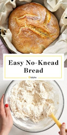 How To Make No-Knead Bread | Kitchn