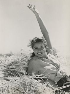 """""""I was the shyest human ever invented, but I had a lion inside me that wouldn't shut up!"""" Ingrid Bergman"""