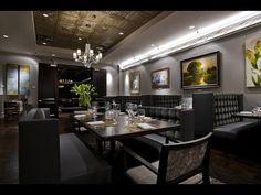 Gallery Restaurant at The Ballantyne Hotel in Charlotte, North Carolina
