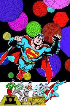 Superman: The Man of Steel by Jerry Ordway