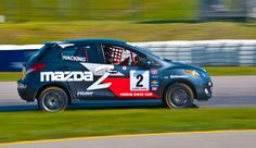 Test Drive  RACING THE MAZDA2 0ff15f7b82db