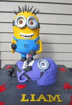 Good and bad Minion