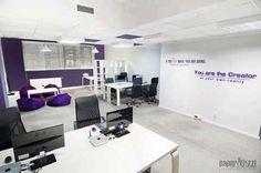Clean & Minimal Office Design - Suchowski Media Office